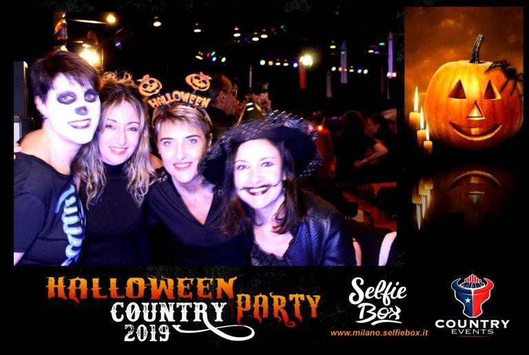 Halloween e Selfie Box Milano